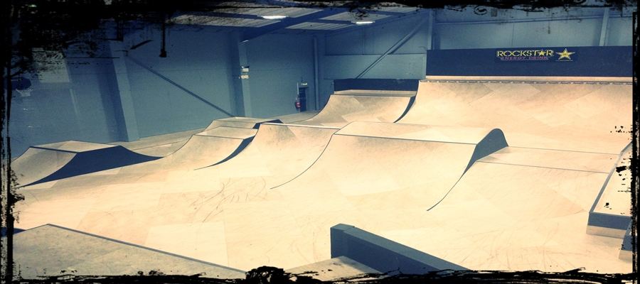 Area25 martlesham ipswich indoor skatepark for Indoor skatepark design uk